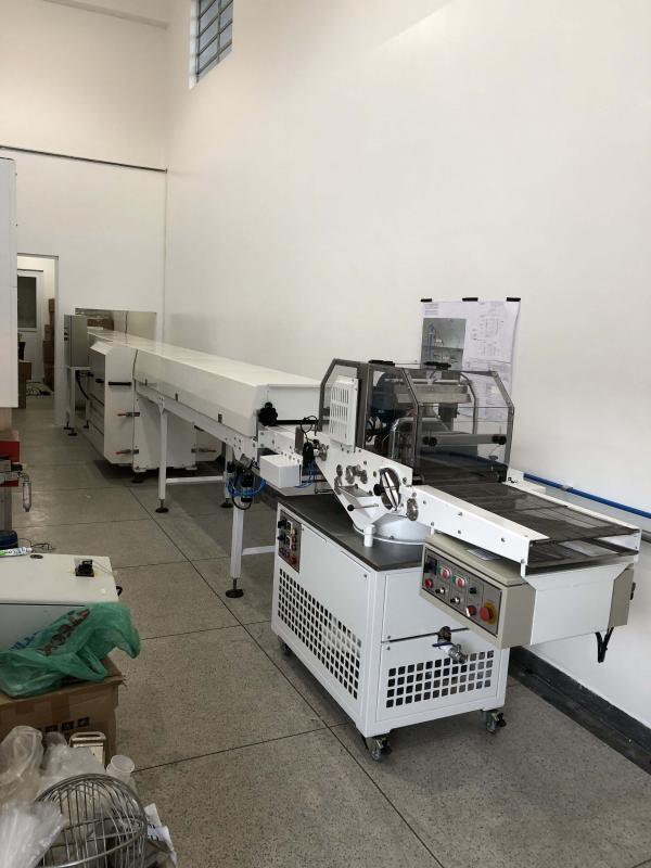 Fabricante de máquinas para indústria alimentícia