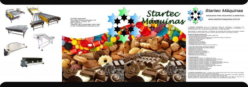 Máquina dosadora de chocolate